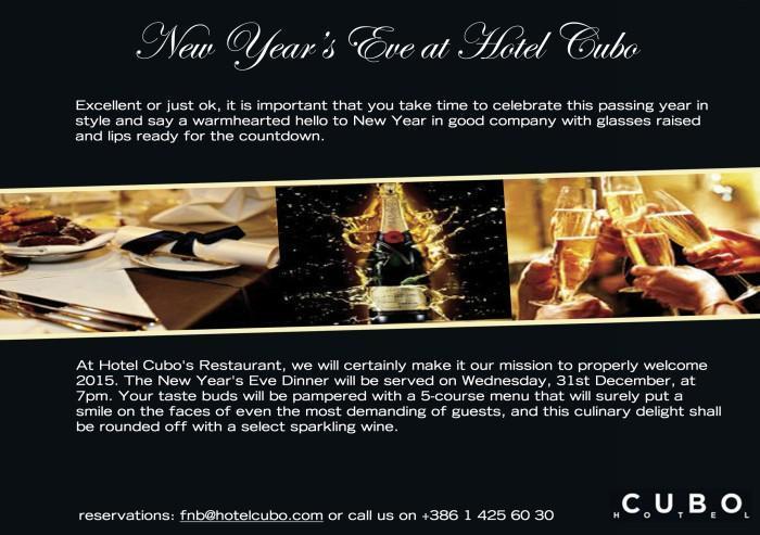 New Year 2015_hotel Cubo_invitation