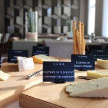 Izbor lokalnih sirov