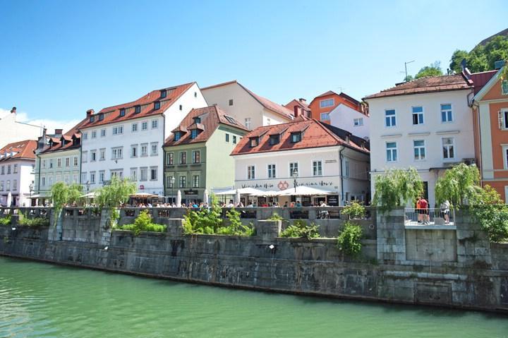 Ljubljana-riverside